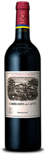 Carruades de Lafite Pauillac 2006 750ml - Case of 6